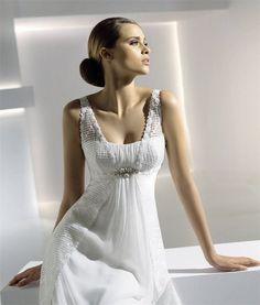 Inspirações de Croche com Any Lucy: Vestido de Noiva