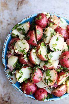 Nahöstlicher Kartoffelsalat