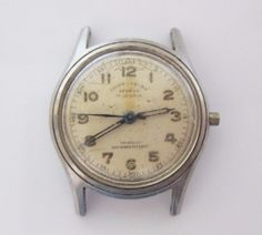 Vintage Men's  Fabre-leuba Geneve 17 Jewel Swiss Wrist Watch