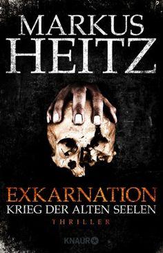 Markus Heitz - Exkarnation  4.5/5 Sterne