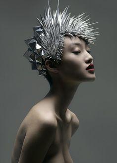 Spring in Bloom - Photographer: JMN - Fashion Editor: Ting Ting Lin - Hair: Katsuya Kamo - Make-up: Yooyo Ming - Modern Weekly / China 2014