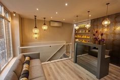 Beauty spa yorkshire, Moroccan inspired, beautiful interior, spa reception