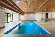 Cost To Install An Indoor Swimming Pool - Estimates And Prices At Fixr