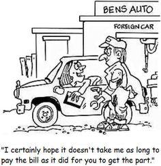 automotive+humor   Cartoons & Jokes