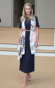 Meet the Super-Stylish Brit Who Could Be Kate Middleton's Sister-in-Law