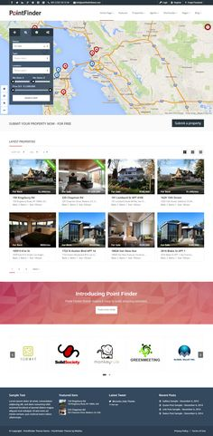 Point Finder is Premium Responsive Retina WordPress Directory Theme. Drag & Drop. Bootstrap. Parallax Scrolling. Google Map. Test free demo at: http://www.responsivemiracle.com/cms/point-finder-premium-responsive-directory-real-estate-wordpress-theme/