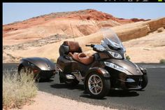 Can Am Spyder, Trike Motorcycle, Bike, Harley Davidson Trike, Off Road, Zoom Zoom, Play Hard, Dark Knight, Spiders