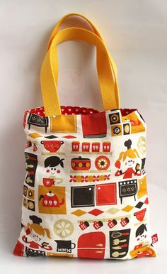 Bora tote bags by ByBora on Etsy