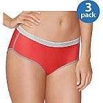 Hanes Women's X-Temp Sports Boyshort Panties 3-Pk  Free Tee $5 shipped #LavaHot http://www.lavahotdeals.com/us/cheap/hanes-womens-temp-sports-boyshort-panties-3-pk/217126?utm_source=pinterest&utm_medium=rss&utm_campaign=at_lavahotdealsus