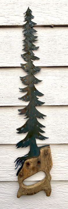 """Check out our web site for additional info on """"metal tree art decor"""". It is actually an exceptional place to find out more. Metal Tree Wall Art, Leaf Wall Art, Metal Artwork, Metal Wall Decor, Wood Wall Art, Metal Projects, Metal Crafts, Diy And Crafts, Art Projects"""