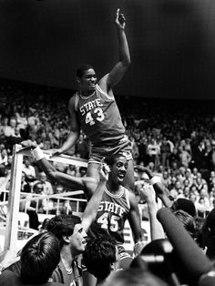 NC State Wolfpack 1983 NCAA Champions