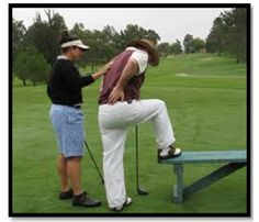 Preventing Golfer's Low Back Pain