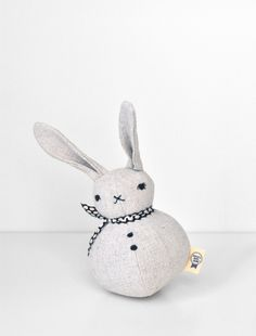 PDC Rolypoly http://polkadotclub.bigcartel.com/product/pdc-rolypoly-rabbit