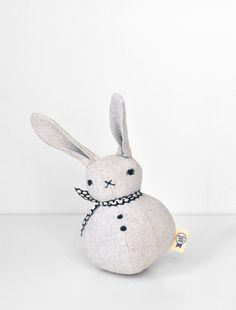 POLKA DOT CLUB Rolypoly Rabbit