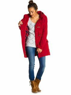 cosy and warm :) #DARETOWEAR    Style Guide: a look a week - Roxy
