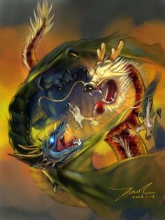 Loong&Dragon