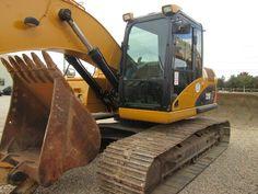 2008 Caterpillar 320 DLRR Excavator for sale at B&R Equipment.   Call Milo for more details and pictures.   8173791340 http://www.brequipmentco.com #heavyequipment #constructionequipment #caterpillar #catexcavator #construction #cat320