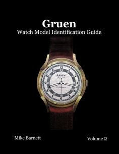 Dating a gruen watch