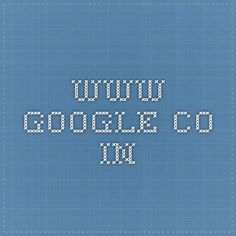 www.google.co.in