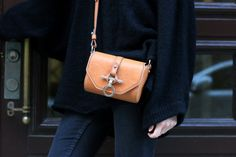 Staple.. #Givenchy #Obsedia #Bag #Outfit #Details #Tan #Style
