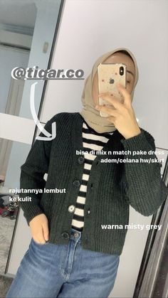 date outfit fall casual Casual Hijab Outfit, Hijab Chic, Casual Outfits, Fashion Outfits, Ootd Hijab, Womens Fashion, Street Hijab Fashion, Hijab Fashion Inspiration, Everyday Outfits