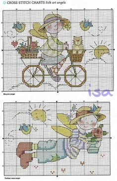 Gallery.ru / Фото #2 - Bicycle Angel - Mila65