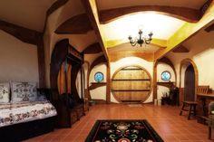 costa rica hobbit house - Google Search