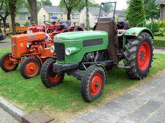 Fendt Farmer 2 and HeLa 12