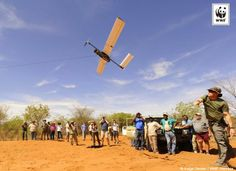 New technologies--including unmanned aerial vehicles--are taking flight in Namibia to protect threatened wildlife, thanks to our +Google Global Impact Award! Read more about WWF's Wildlife Crime Technology Project: http://wwf.to/1enHCuo