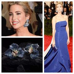 Met Gala 2015 Recap: Ivanka Trump in Prabal Gurung and Cindy Chao Jewels Photo from Instagram by @ivankatrump Photo from Instagram by @abookstudio Photo from Instagram by @ivankaourqueen