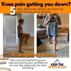 Back Strengthening Exercises, Knee Pain Exercises, Quad Exercises, Arthritis Exercises, Balance Exercises, Knee Osteoarthritis, Knee Arthritis, Arthritis Pain Relief, Acl Surgery