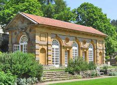 Luytens Orangery Hestercombe