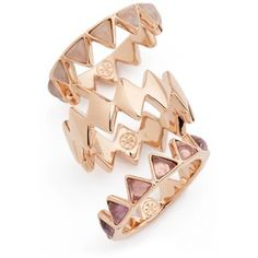 Women's Tory Burch 'Puzzle' Stone Rings