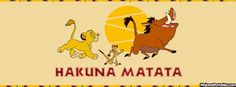 Hakuna Matata - Portada Facebook