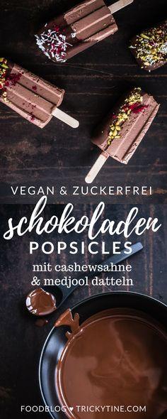 vegane schokoladen popsicles mit cashewsahne & medjool datteln ♥ trickytine.com