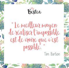 #citation de Tim Burton