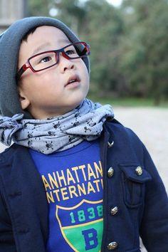 #KidsWithGlasses