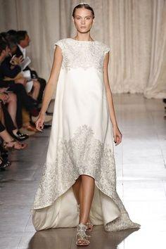 Marchesa bei der New York Fashion Week im September 2012
