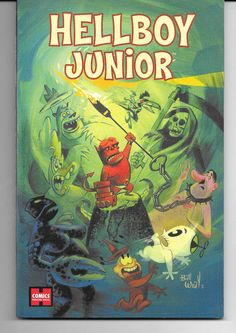 Hellboy Junior by Bill Wray, Dave Cooper and Mike Mignola (2004, Paperback)