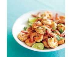 Spicy Shrimp with Lime and Cilantro Recipe | Food Recipes - Yahoo Shine