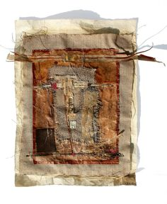 Christelle Hervieu -- so much great texture   Sorta similar to what I want to do with my book