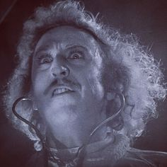 RIP Gene Wilder and thank you for all the laughs...Its FrankenstEEn! #genewilder #melbrooks #youngfrankenstein #comedian #genius #rip #blazingsaddles #comedy #willywonka #charlieandthechocolatefactory