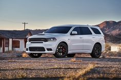 2018 Dodge Durango SRT Brings 475 HP On Board! The 2018 Dodge Durango SRT is the car maker's fastest SUV ever. The car got revealed right before its official debut at the Chicago Auto Show. The model is powered by a V8 Hemi engine, which delivers 475 hp and 470 Nm torque. The 0-100 km/h sprint is covered in 4.4 seconds, while a quarter mile...