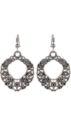 Buy Waama Jewels lovely silver Metal Drop Earring, Earring Wear in patry, beautifull, earring, jewellery, hollywood top, fashion earring Online at Low Prices in India - Paytm.com