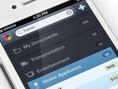 ui iphone app