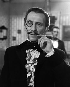 Peter Cushing in The Revenge of Frankenstein.
