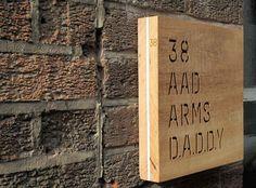Aad Arms D.A.D.D.Y