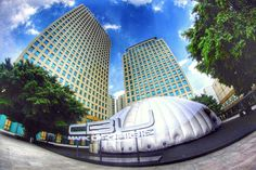 Yamaha CBU Dome at Plaza Senayan