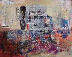 Deolinda Fonseca Photo emotional fragment - 145)12 2014 Oil x Canvas 80 cm x 100 cm  #DeolindaFonseca #Art #Follow #SaoMamede #Gallery #exhibition #artwork