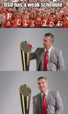 Exactly ... Coach Urban Meyer  / The Ohio State University Football  ...